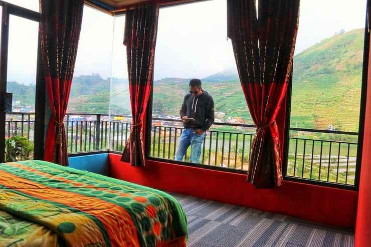 BEDROOM Comfort Room at Afton Homestay Sikunir