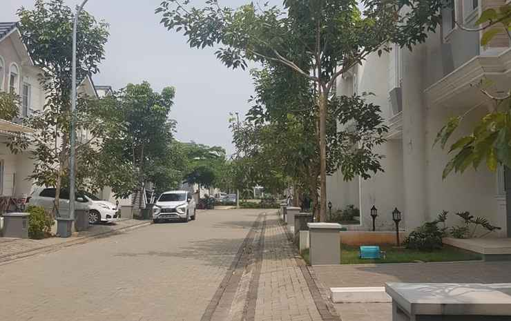 Azura House 2 bedroom near ICE Aeon mall Tangerang Selatan -