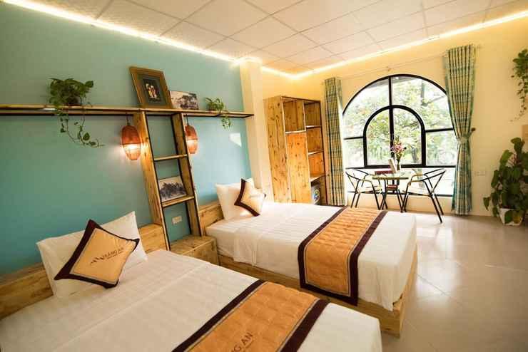 BEDROOM Trang An Secret Garden Resort