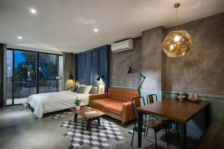 BEDROOM Pepper House Studio Apartment