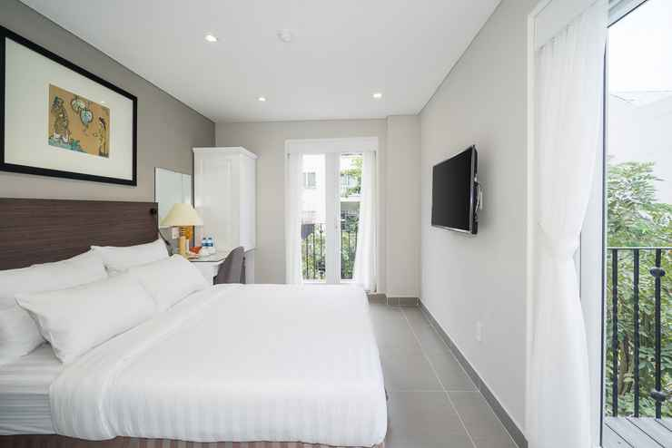BEDROOM Park Hill Hotel & Apartment