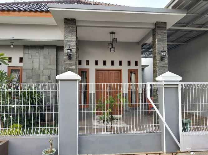 EXTERIOR_BUILDING Full House 3 Bedroom at Pulunk Homestay