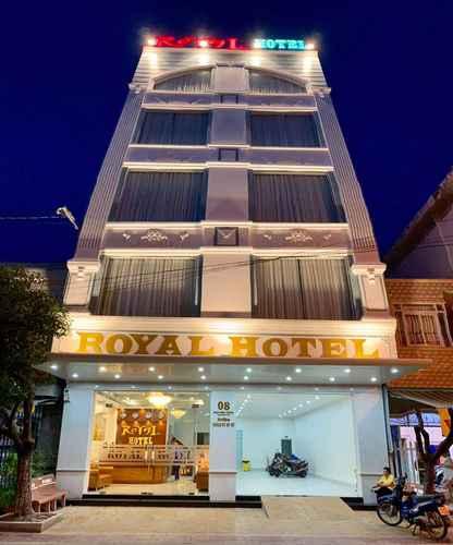 EXTERIOR_BUILDING Royal Hotel Bac Lieu