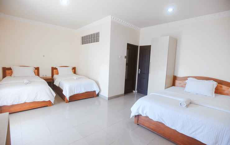 Chrysant Hotel & Resort Kupang - Standard Room 3 Adult 1 kids