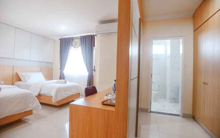 Chrysant Hotel & Resort Kupang - Deluxe Room (Room Only)