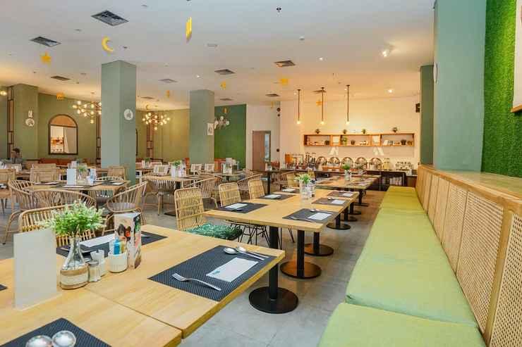 RESTAURANT Radja Art and Boutique Hotel Simpang Lima