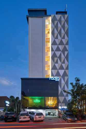 EXTERIOR_BUILDING Radja Art and Boutique Hotel Simpang Lima