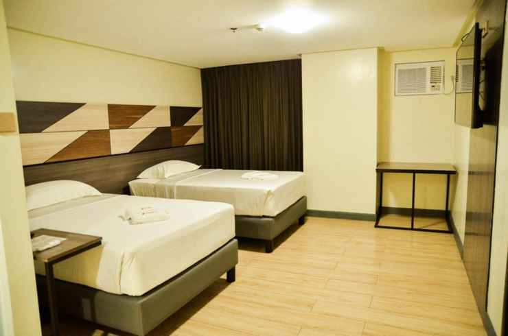 EXTERIOR_BUILDING Travelite Hotel Legarda