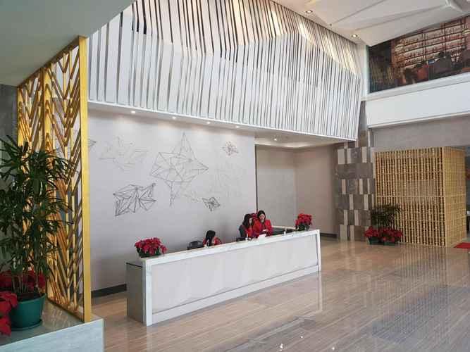 LOBBY Travelite Hotel Legarda
