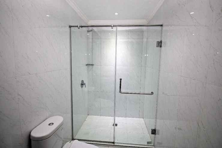 BATHROOM Hotel Prima Indah Bungur