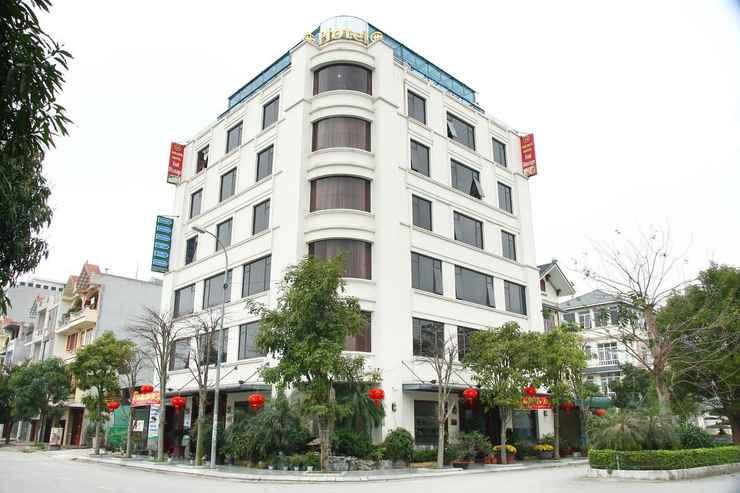 EXTERIOR_BUILDING Golden Thai Binh Hotel