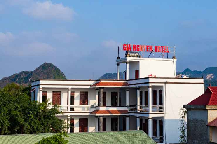 EXTERIOR_BUILDING Gia Nguyen Hotel Ninh Binh