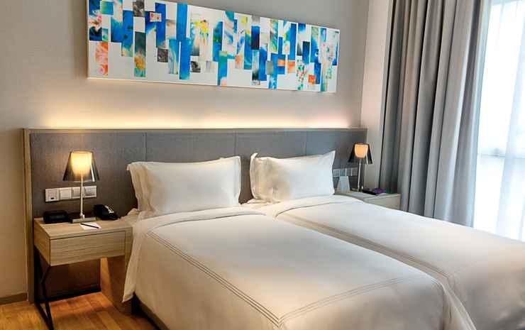 Capri by Fraser Johor Bahru  Johor - One Bedroom Deluxe Twin Sea View