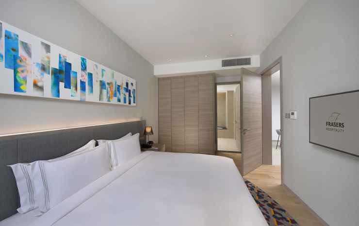 Capri by Fraser Johor Bahru  Johor - One Bedroom Deluxe King Sea View