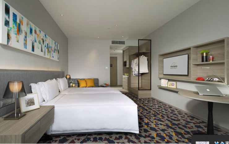 Capri by Fraser Johor Bahru  Johor - Studio Deluxe Twin (Room only for 3 person)