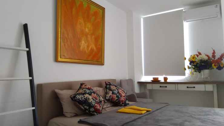BEDROOM BOAX 15 Studio Room at Vivo Apartment