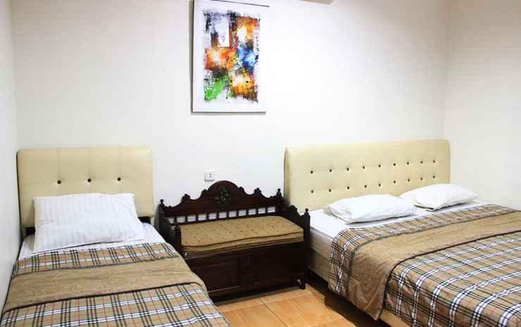 Bamboe Inn Homestay  Bandar Lampung - Family Room Only