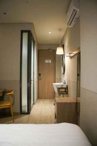 BATHROOM Citrip Hotel Simpang Lima (FKA CityOne)