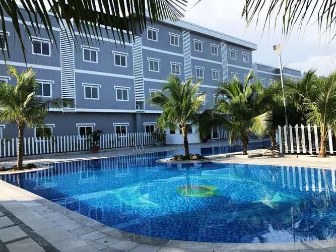 EXTERIOR_BUILDING Oceanward Hotel & Resort