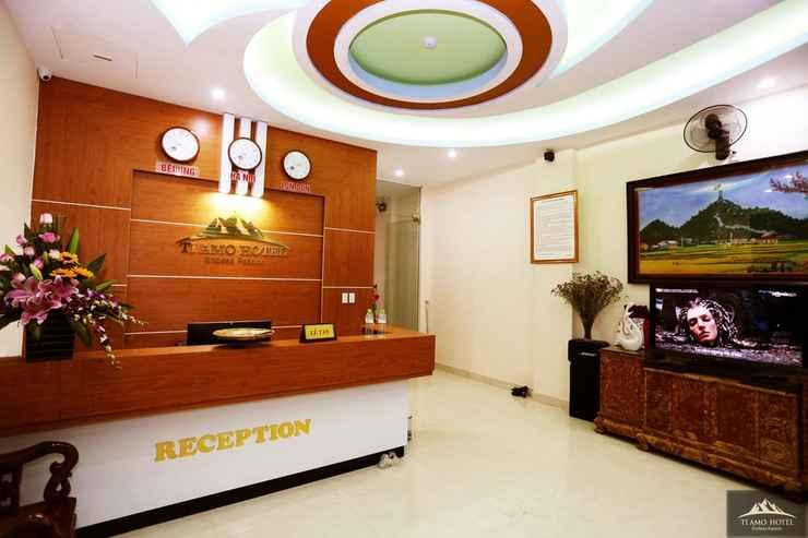 LOBBY Tiamo Hotel Ha Giang
