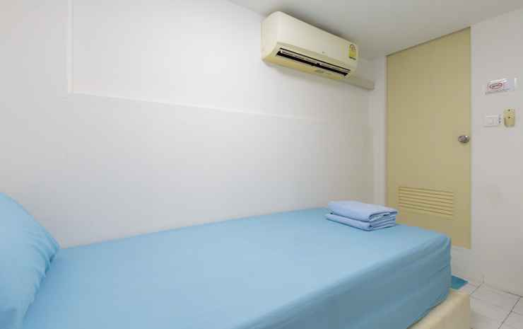 3 Plus 1 Hostel  Bangkok - Budget Room - Room Only NR
