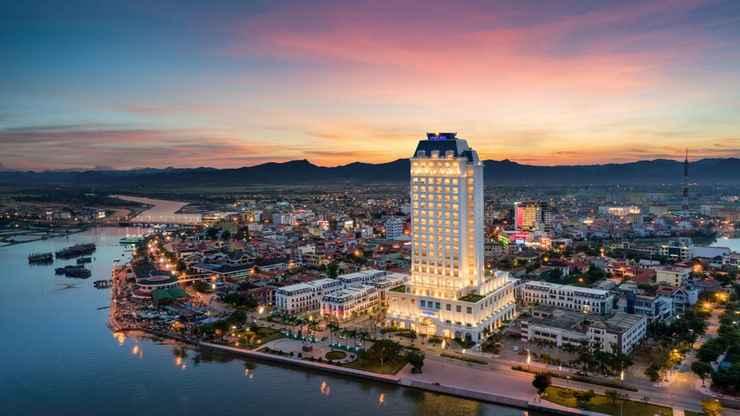 BEDROOM Vinpearl Hotel Quang Binh