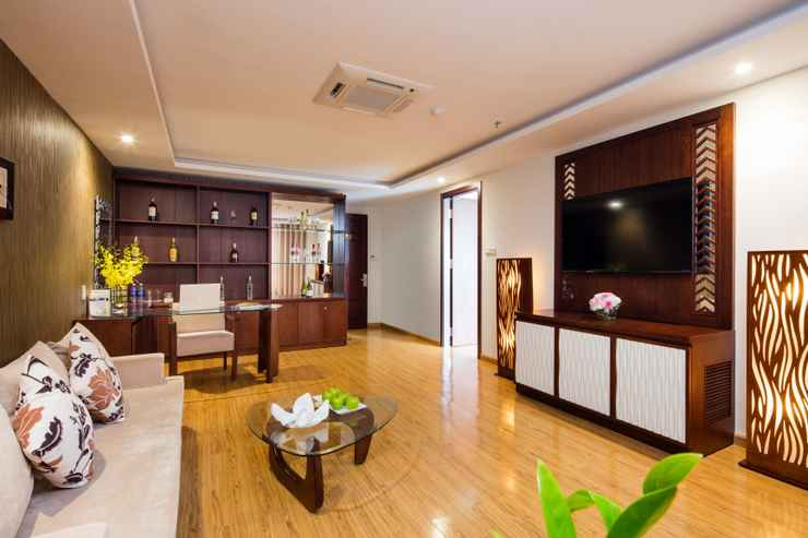 BEDROOM Galliot Hotel Nha Trang
