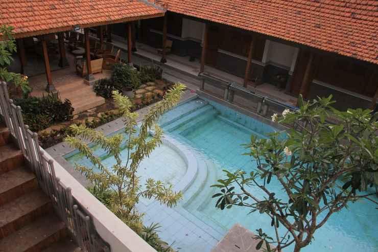 SWIMMING_POOL Rumah Nagan Syariah Yogyakarta