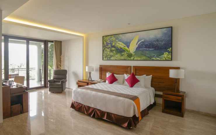 Amaryllis Boutique Resort Bogor - Suite King Bed Room
