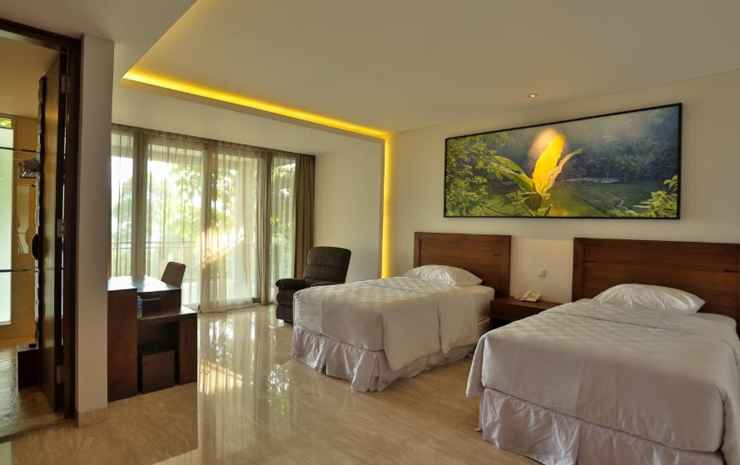 Amaryllis Boutique Resort Bogor - Suite Twin Bed Room