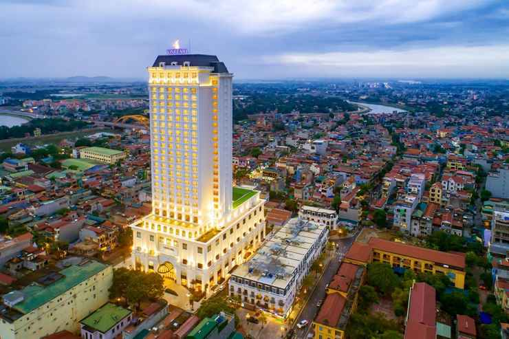 EXTERIOR_BUILDING Vinpearl Condotel Phu Ly