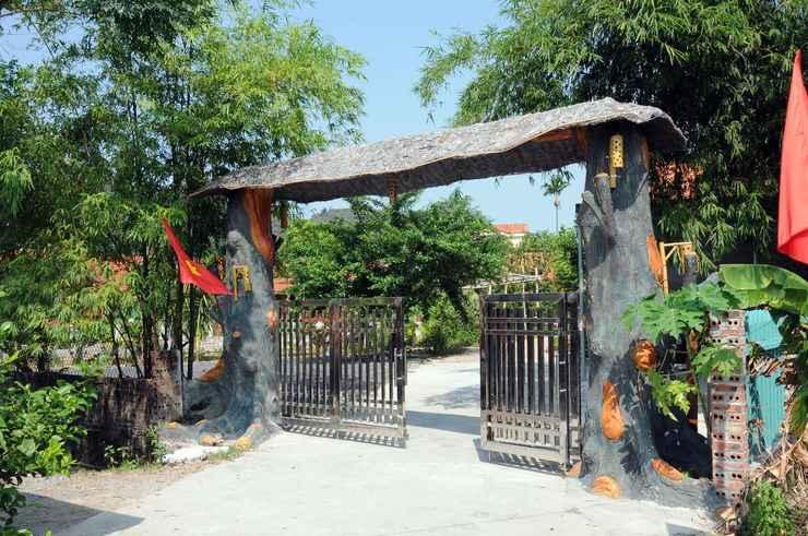 EXTERIOR_BUILDING Tam Cốc Green Garden Homestay