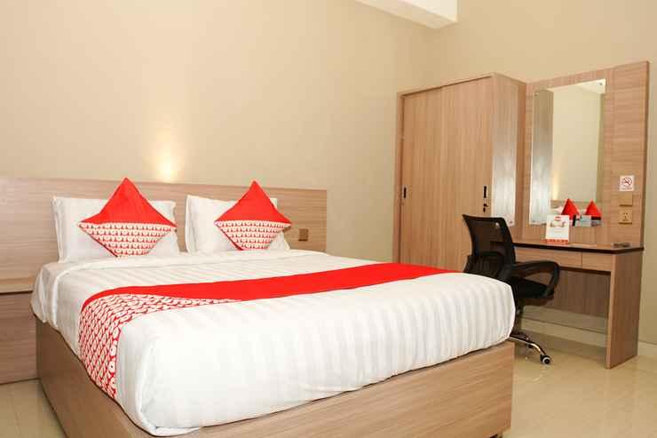 BEDROOM OYO 185 Roriz House