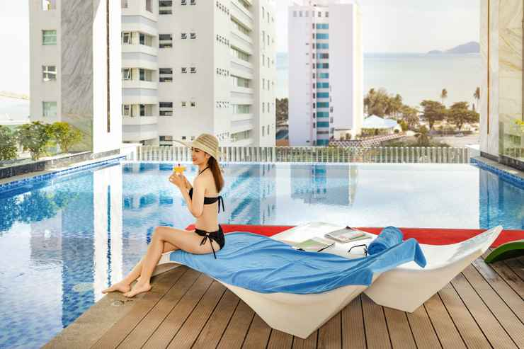 SWIMMING_POOL Libra Nha Trang Hotel