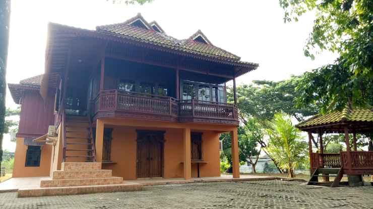 EXTERIOR_BUILDING T-Rooms Homestay Palembang@Bandara