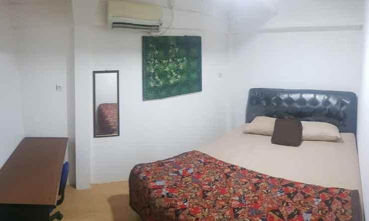 BEDROOM T-Rooms Homestay Palembang@Bandara