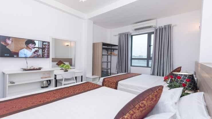 BEDROOM Green Star Central Hotel