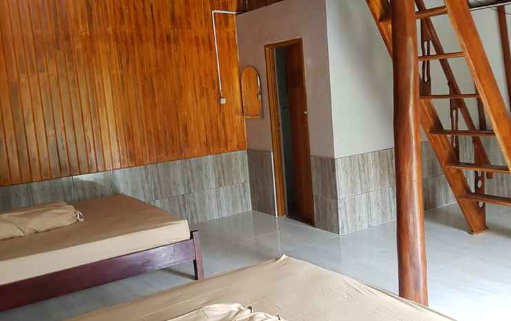 Balekambang Cottage Keong by Nendi Sukabumi - VIP 4 Queen Bed