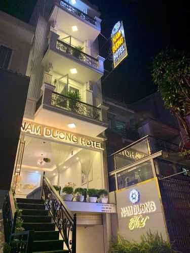 EXTERIOR_BUILDING Khách Sạn Nam Dương Đà Lạt