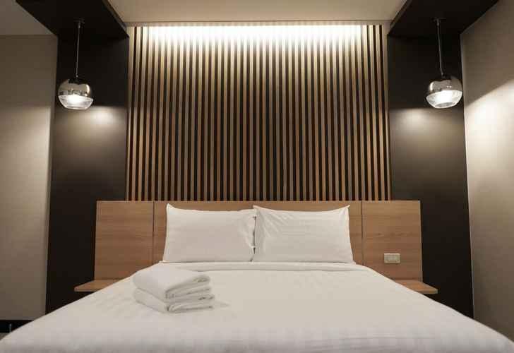 BEDROOM โรงแรม โซกู๊ด กรุงเทพ