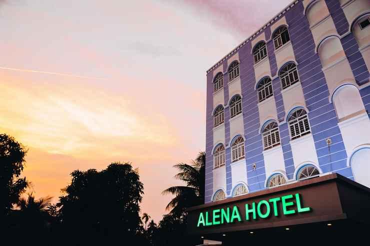 EXTERIOR_BUILDING Khách sạn Alena