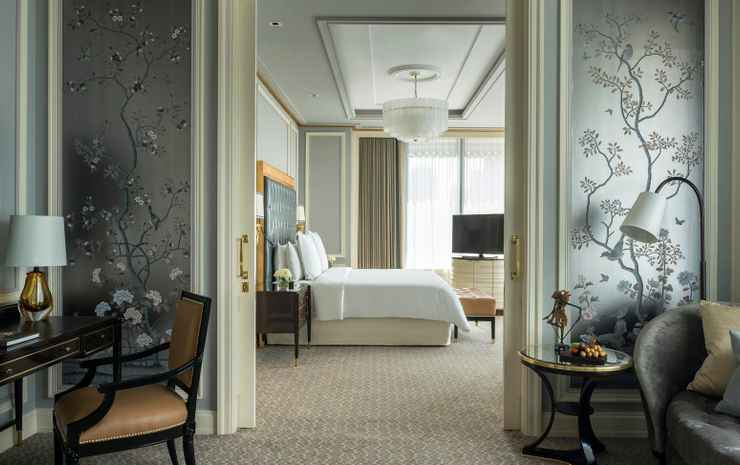 Four Seasons Hotel Jakarta Jakarta - Deluxe Suite Upgrade to Premier Suite Room