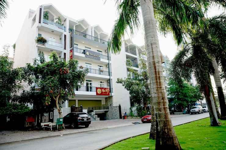 EXTERIOR_BUILDING Shinhua Hotel