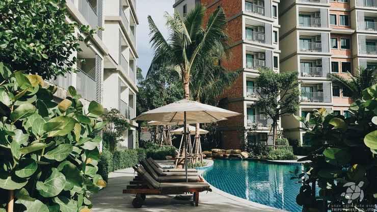 SWIMMING_POOL The Title Residencies Naiyang By Trips Phuket