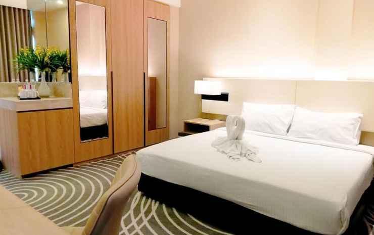 Upper View Regalia Hotel Kuala Lumpur  Kuala Lumpur - Deluxe - Room Only