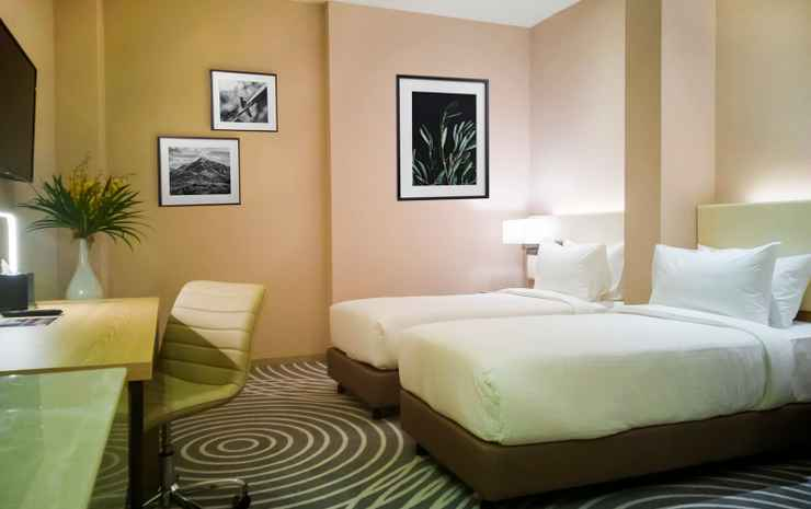 Upper View Regalia Hotel Kuala Lumpur  Kuala Lumpur - Superior Room Twin No Window - Room Only
