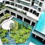 EXTERIOR_BUILDING Upper View Regalia Hotel Kuala Lumpur