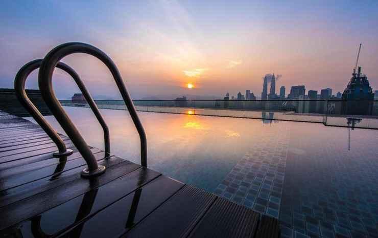 Upper View Regalia Hotel Kuala Lumpur  Kuala Lumpur -