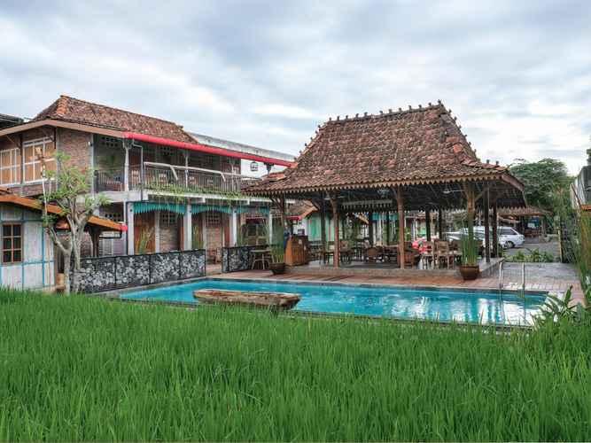 SWIMMING_POOL Kampung Lawasan Heritage Cottage