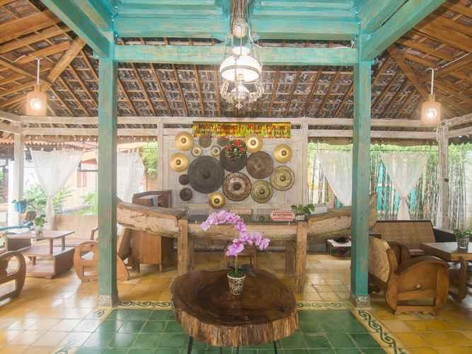 LOBBY Kampung Lawasan Heritage Cottage